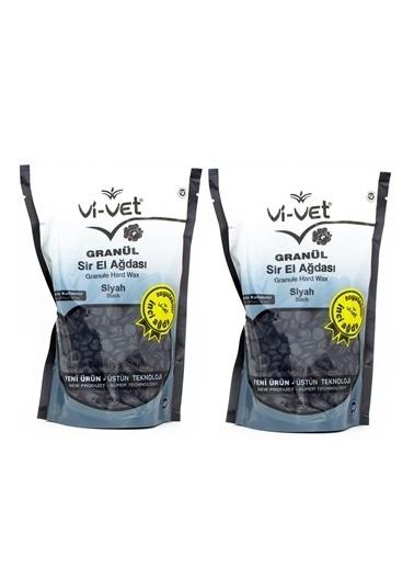 Vi-Vet Granüllü El Ağdası Siyah 250 gr x,RNKSZ Renksiz